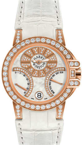 Harry Winston Ocean Collection Biretro 400/UABI36RL.MD/D3.1