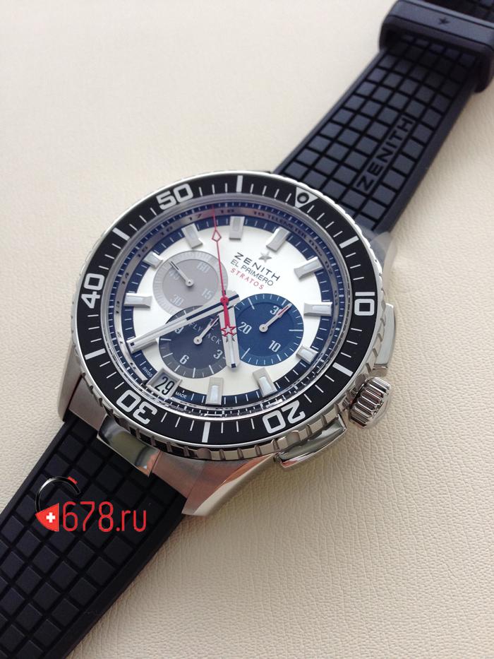 e5c75b5e176 Stratos Flyback Striking 10th Tribute to Felix Baumgartner 03.2062 ...
