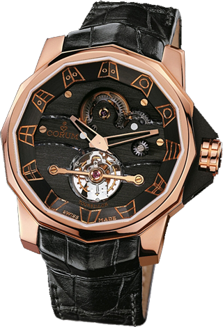 Corum Admiral`s Cup Tourbillon 48 372.931.55/0F01 0000