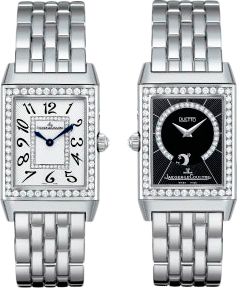 Jaeger-LeCoultre Reverso Duetto Duo 2693101