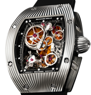 Richard Mille Limited Editions RM 018 Hommage a Boucheron RM 018