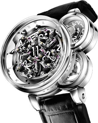 Harry Winston Opus XI OPUMHM54WW001