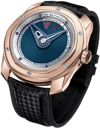 De Bethune Sports watches DB22 DB22RS3