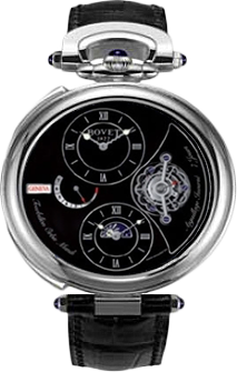 Bovet Amadeo Fleurier Grand Complications 46 7-Day Tourbillon Orbis Mundi AIOM006