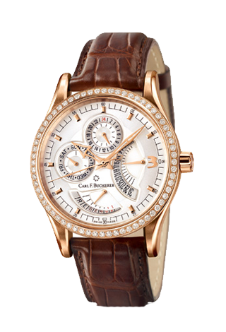 Carl F. Bucherer Manero Retrograde 00.10901.03.16.11