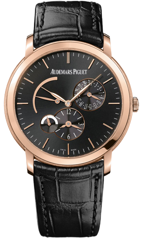 Audemars Piguet Jules Audemars Dual Time 26380OR.OO.D002CR.01