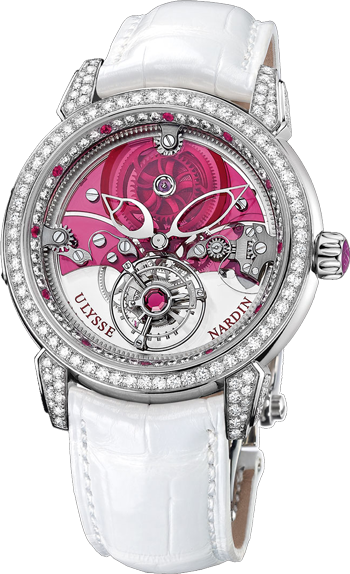 Ulysse Nardin Complications Royal Ruby Tourbillon 799-88