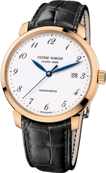 Ulysse Nardin Classico San Marco Limited Editions 888 8152-111-2/5GF