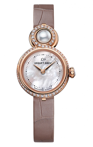 Jaquet Droz Elegance Paris Lady 8 Petite Mother-of-pearl J014603271