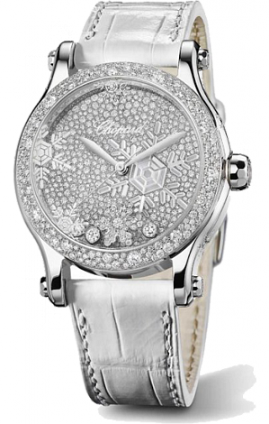 Chopard Happy Sport Snowflakes 36mm 274891-1014