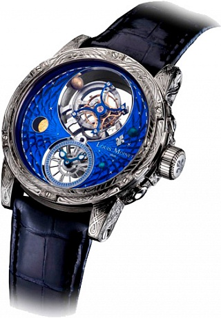 Louis Moinet Limited editions Space Mystery Space Mystery