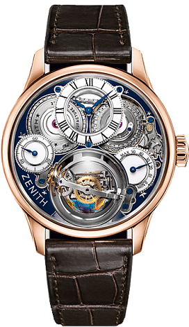 Zenith Academy Christophe Colomb Hurricane Grand Voyage 18.2211.8805/36.C713