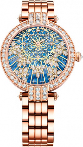 Harry Winston Premier Precious Lace Automatic 36mm PRNAHM36RR019