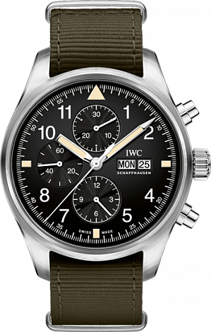 IWC Pilot`s watches Chronographe 43 mm IW377724