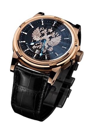 Louis Moinet Limited editions Russian Eagle  LM-34.40