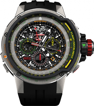 Richard Mille Men's Collection Aviation E6-B Flyback RM 039-01