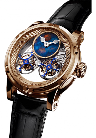 Louis Moinet Limited editions Sideralis Evo LM-52.50.20