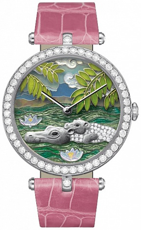 Van Cleef & Arpels All watches African landscape VCARO22Q00