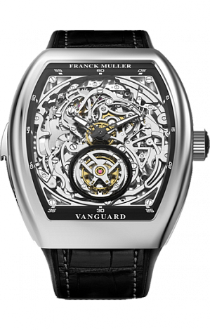 Franck Muller Vanguard  Tourbillon Minute Repeater V50 L RMT SQT