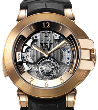 Harry Winston Haute Horology Westminster Tourbillon 400/MMTWR45RL