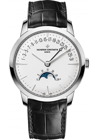 Vacheron Constantin Patrimony Patrimony moon phase and retrograde date 4010U/000G-B330