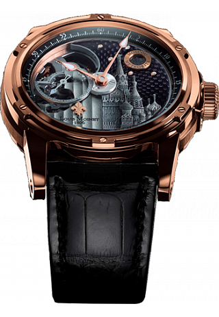 Louis Moinet Limited editions Mecanograph City Moscow LM-31.50.6M