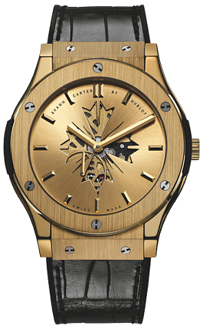 Hublot Classic Fusion Shawn Carter Shawn Carter Yellow Gold