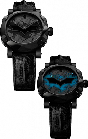 Romain Jerome ART-DNA Batman RJ.T.AU.WB.001.01