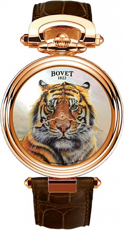 Bovet Miniature Painting Tiger HMS5049-SD12