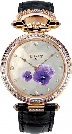 Bovet Miniature Painting 39 mm AF39015-SD123-LT05