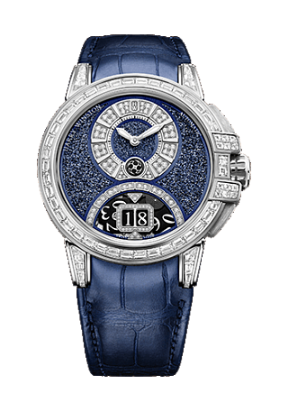 Harry Winston Ocean Collection Sparkling Big Date Automatic 42mm OCEABD42WW003