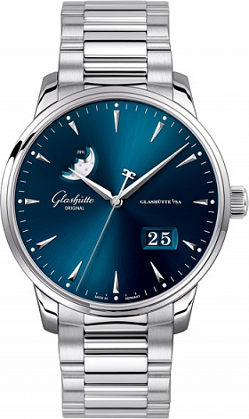 Glashutte Original Senator Excellence Panorama Date Moon Phase 1-36-04-04-02-70