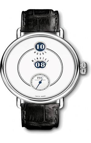 IWC Grande Complication Tribute to Pallweber IW505001