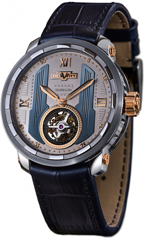 DeWitt Twenty-8-Eight Tourbillon Titan TT8.TH.015