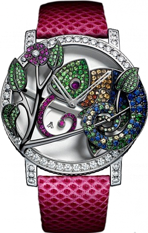 Boucheron Crazy Jungle Chameleon 42 mm WA010201