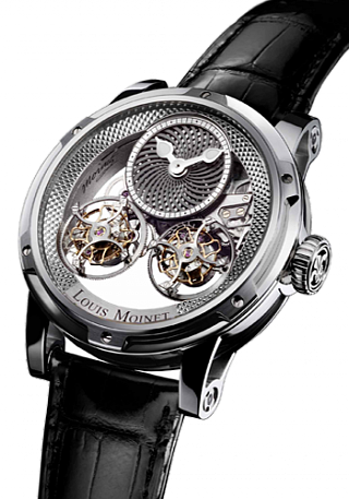 Louis Moinet Limited editions Mobilis LM-53.70.50