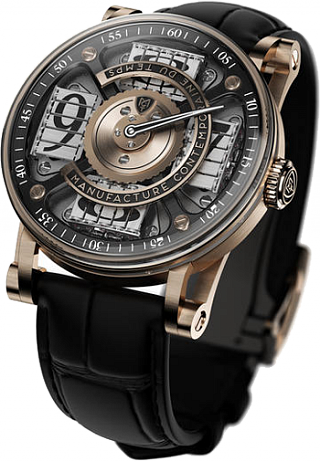 Manufacture Contemporaine du Temps Sequential two - s200 Rose Gold RD 45 S200 PG