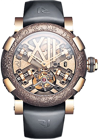 Romain Jerome Titanic-DNA Steampunk Tourbillon RJ.T.TO.SP.002.01