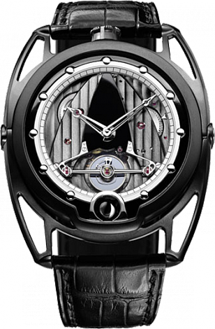 De Bethune Dress watches DB28 Black matte DB28 Black matte