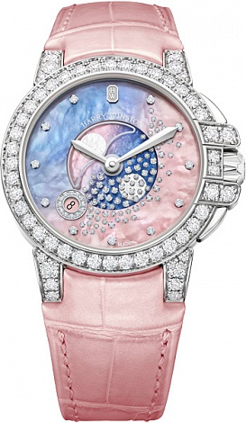 Harry Winston Ocean Collection Moon Phase OCEQMP36WW027