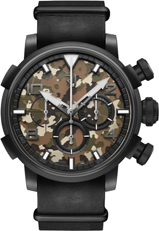 Romain Jerome Titanic-DNA NOSE ART BLACK RJ.P.CH.002.01