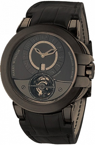 Harry Winston Ocean Collection Project Z3 Tourbillon 400/MAT44WK