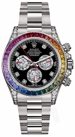 Rolex Архив Rolex Cosmograph 40mm White Gold 116599 RBOW