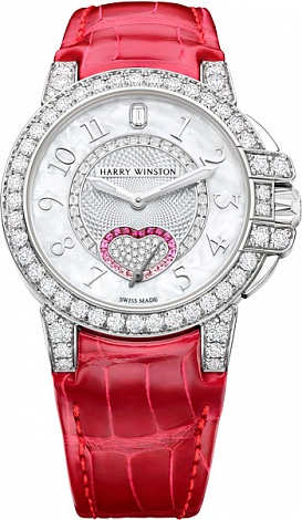 Harry Winston Ocean Collection Valentine's Day OCEARS36WW001