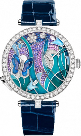 Van Cleef & Arpels All watches Lady Arpels Papillon Automate VCARO8PN00