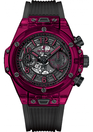 Hublot Big Bang King Unico Red Sapphire 45 mm 411.JR.4901.RT