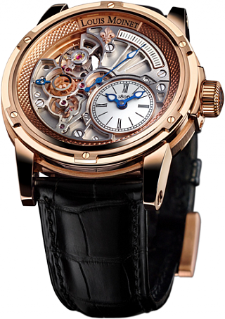 Louis Moinet Limited editions Tempograph LM-39.50.80