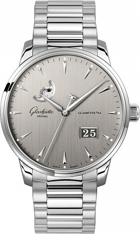 Glashutte Original Senator Excellence Panorama Date Moon Phase 1-36-04-03-02-70