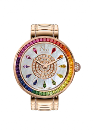 Jacob & Co. Watches High Jewelry Masterpieces RAINBOW BA537.40.GR.KW.A40RA