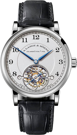 A. Lange & Sohne 1815 Tourbillon Stop Seconds & Zero-Reset 730.025
